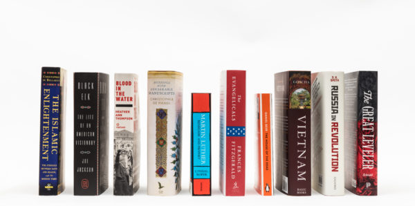 Cundill Longlist Another Row