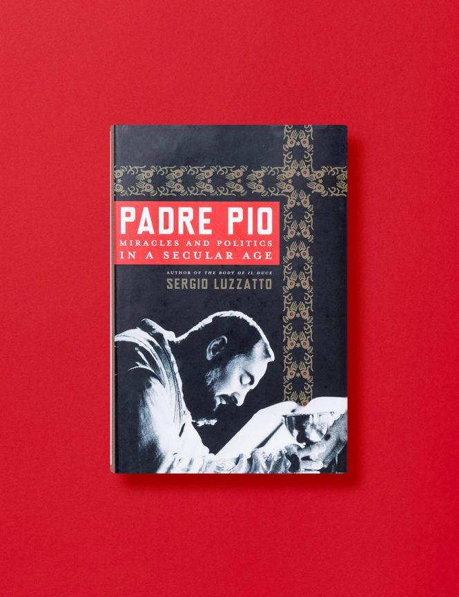 Padre Pio - Sergio Luzzatto