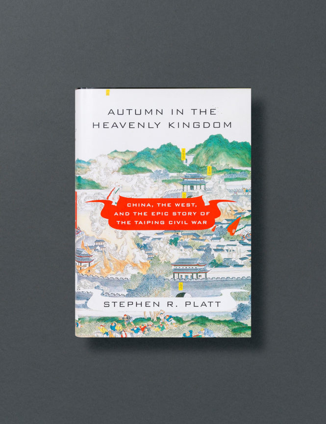 Autumn in the Heavenly Kingdom - Stephen Platt