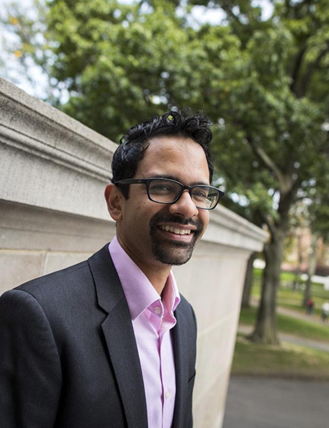 Amrith Sunil Stephanie Mitchell Harvard University Smaller