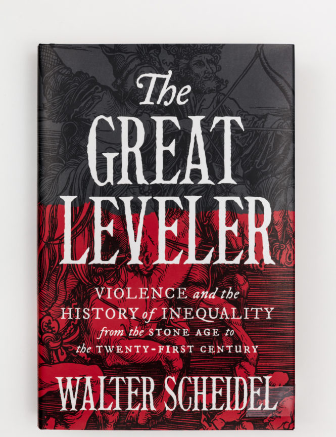 The Great Leveler: Violence and the History of Inequality from the Stone Age to the Twenty-First Century - Walter Scheidel