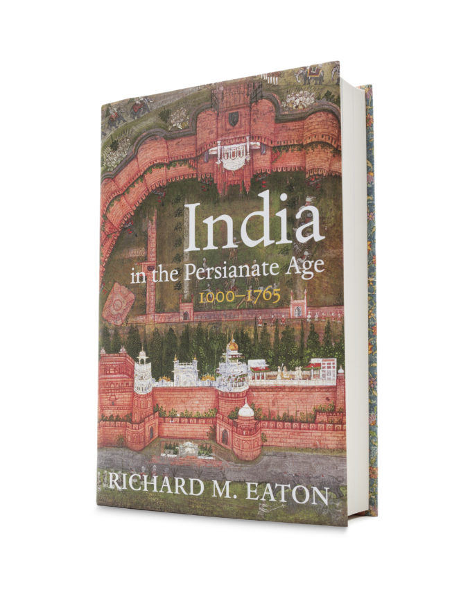 Eaton Richard India In The Persianate Age