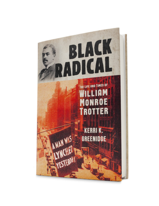 Greenidge Kerri Black Radical