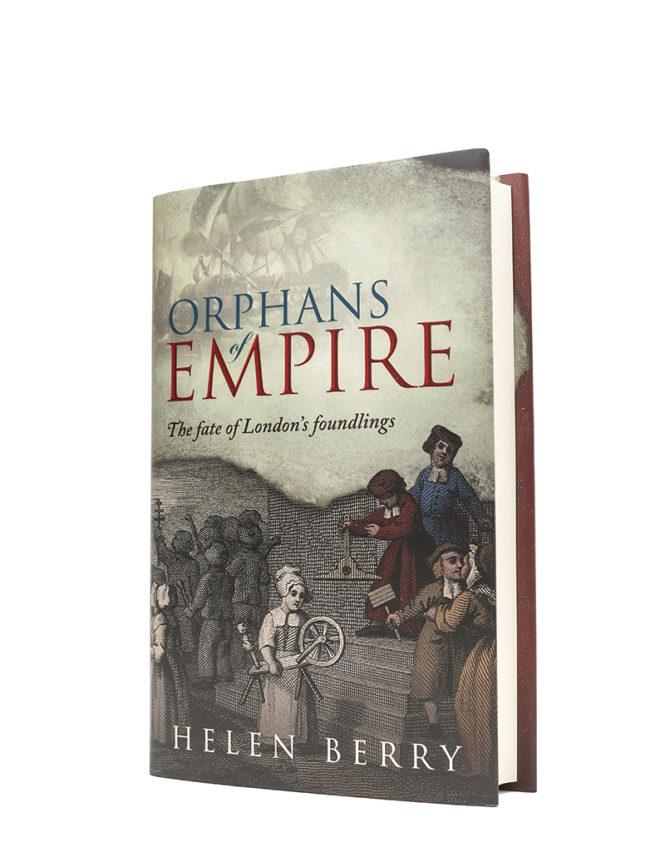 Helen Berry Orphans Of Empire Oxford University Press