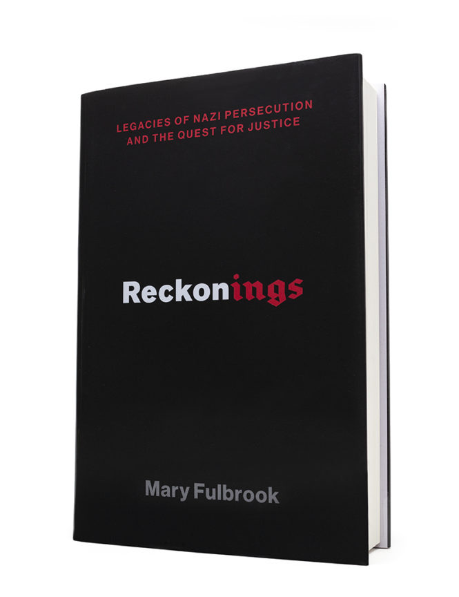 Mary Fulbrook Reckonings Oxford University Press
