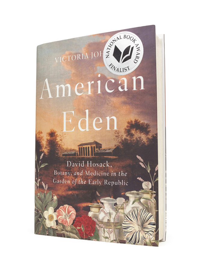 Victoria Johnson American Eden Liveright