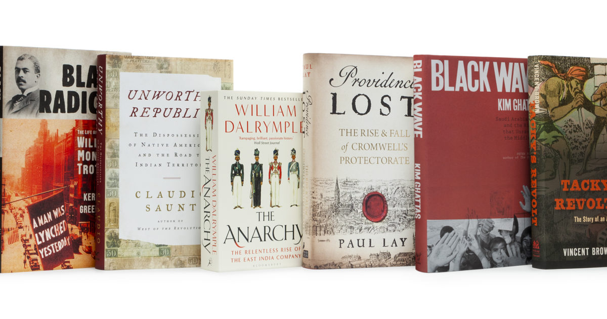 Jurors put spotlight on history that matters today on extended 2020 shortlist