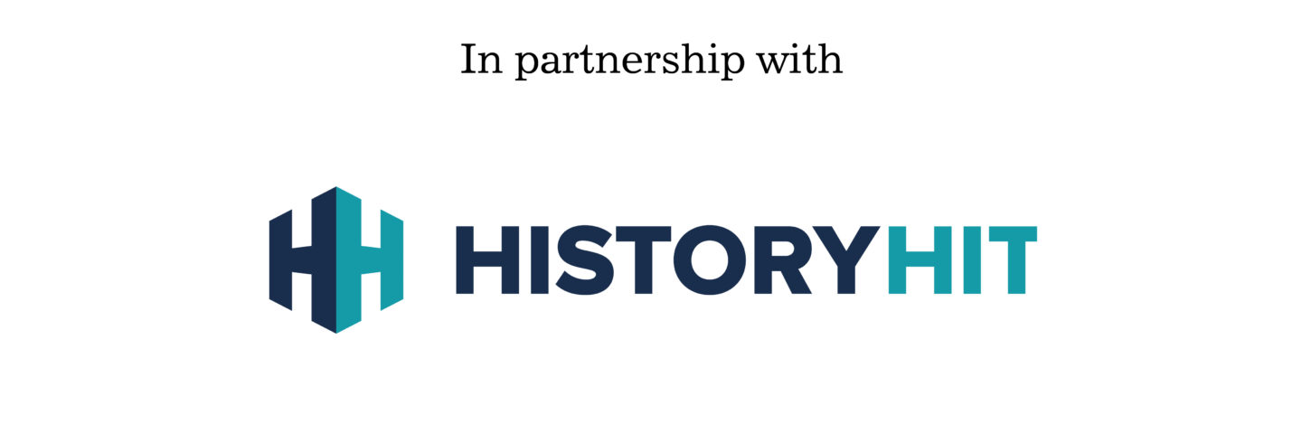 In Partnership With History Hit New Logo