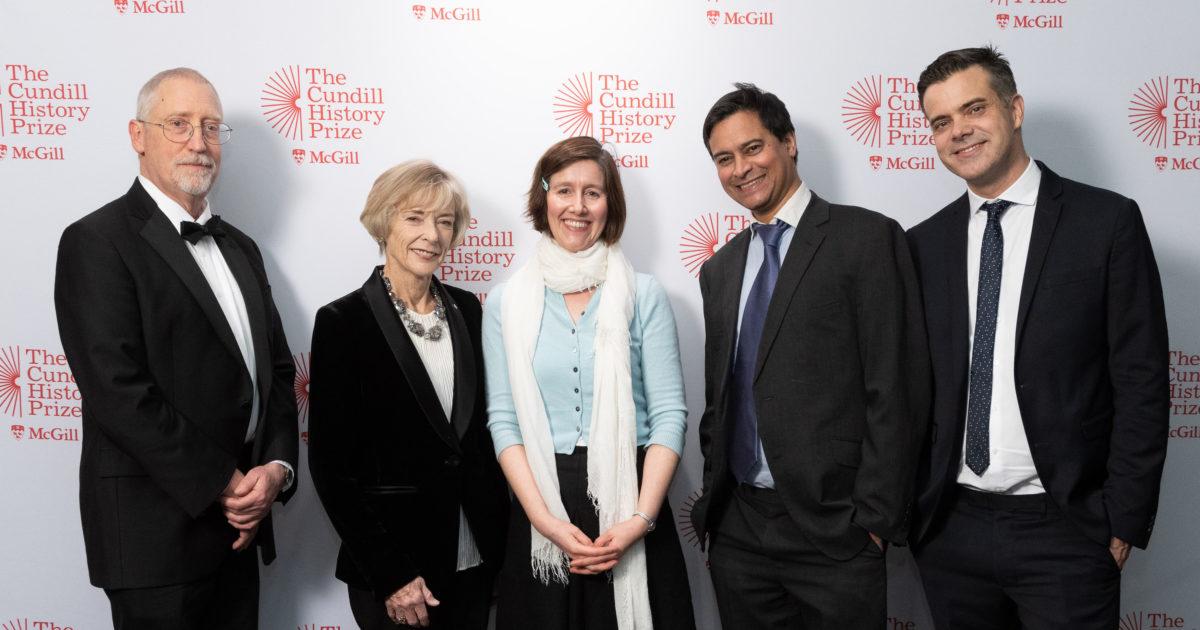 Tracing Maoism around the globe,  Julia Lovell wins 2019 Cundill History Prize